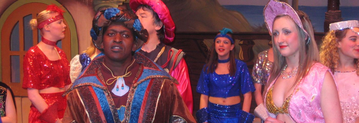 Sinbad the Sailor  sc 1 st  Burton Amateur Stage Entertainers & Sinbad the Sailor - Burton Amateur Stage Entertainers